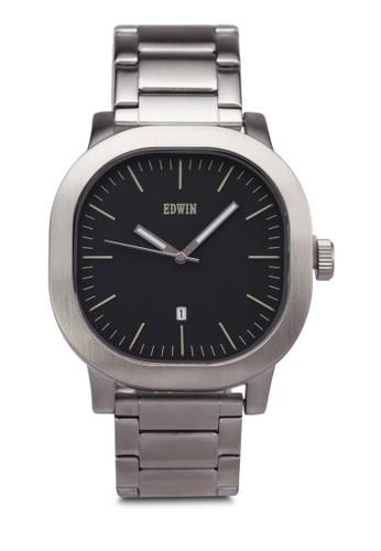 ANDERzalora 評價SON 方框不銹鋼鍊錶, 錶類, 休閒型