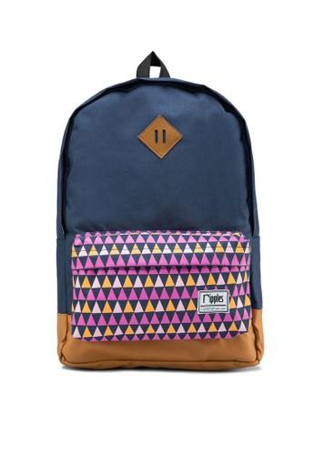 Jac 幾何外zalora鞋袋後背包, 包, 飾品配件