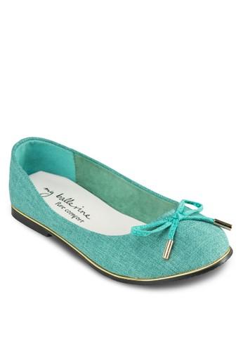 Olizalora 評價via 舒適平底鞋, 女鞋, 芭蕾平底鞋