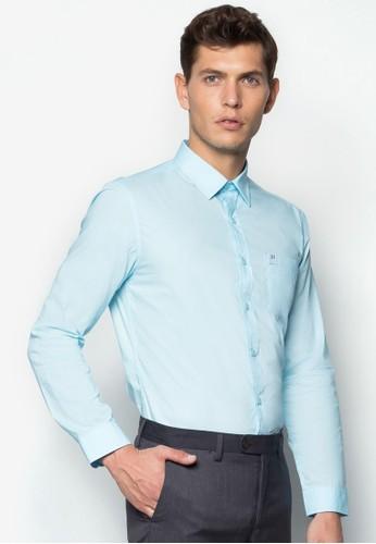 素色商務襯衫, zalora 評價服飾, 服飾