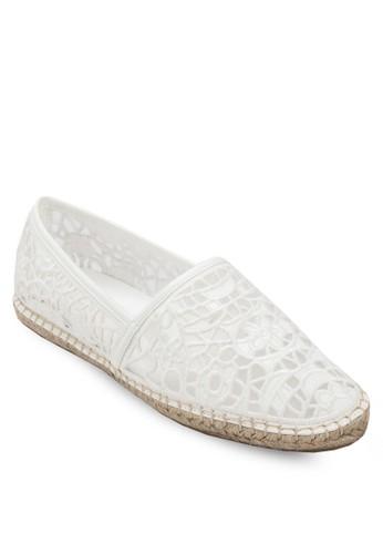 Molinzalora退貨is 蕾絲麻編鞋, 女鞋, 懶人鞋