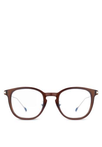 Mzalora 台灣R. Raulf 平光眼鏡, 飾品配件, 飾品配件