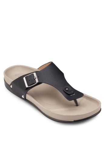 勃肯風夾腳涼鞋, zalora鞋女鞋, 涼鞋