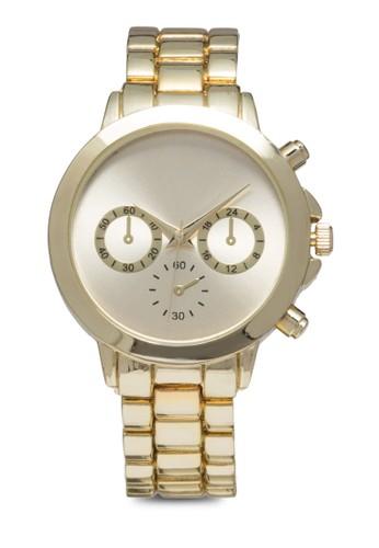 多錶盤指針手錶, 錶類, zalora鞋休閒型