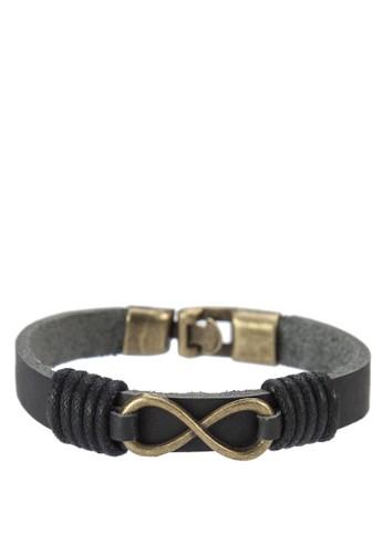 無zalora退貨限PU 手環, 飾品配件, 手環