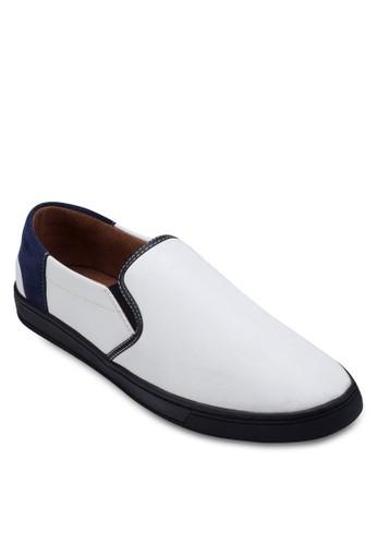 拼色懶人鞋, zalora鞋鞋, 鞋