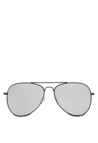 Chiasottia 飛行員太陽眼鏡, 飾zalora 鞋評價品配件, 飛行員框