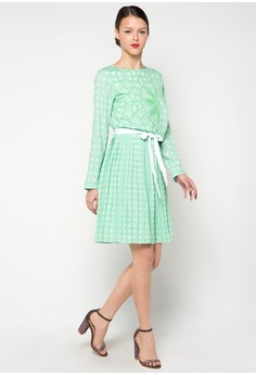 Dress Batik Modern