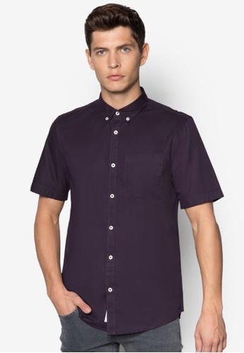 基本款zalora 評價短袖襯衫, 服飾, 服飾