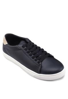 金蔥拼接運動鞋