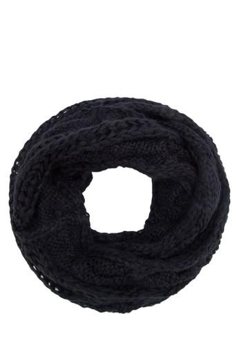 針織脖圍,zalora 鞋評價 飾品配件, 圍巾及披肩