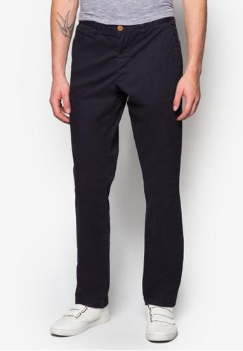 Pants woven zalora 鞋評價length service, 服飾, 直筒褲