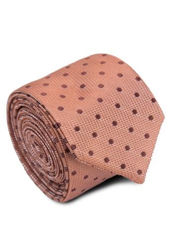 雙面zalora鞋子評價印花領帶, 飾品配件, 領帶