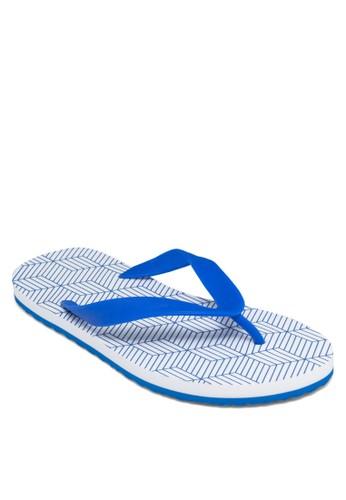 Geometric Flip Flzalora退貨ops, 鞋, 鞋