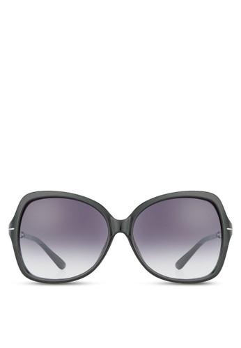 橢圓框太陽眼鏡, 飾品zalora 心得配件, 飾品配件