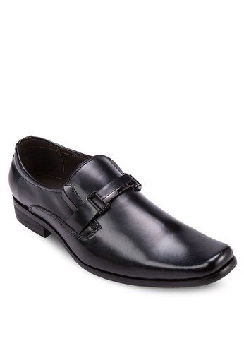 Leather Business Slip On Shzalora 評價oe, 鞋, 皮鞋