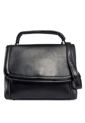 翻蓋托特肩背包, 包,zalora 心得 購物包
