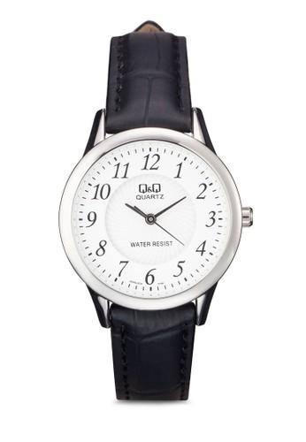 Q&Q Q949J30zalora 心得4Y 細帶仿皮數字錶, 錶類, 其它錶帶