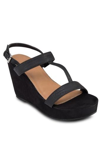 Valyria 楔zalora鞋子評價形跟涼鞋, 女鞋, 楔形涼鞋