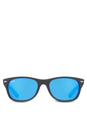 New Wayfarer 太陽眼鏡zalora鞋子評價, 飾品配件, 長框
