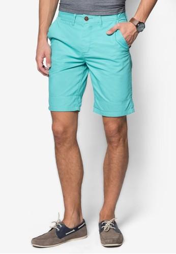 基本款休閒短褲, zalora 台灣服飾, 短褲