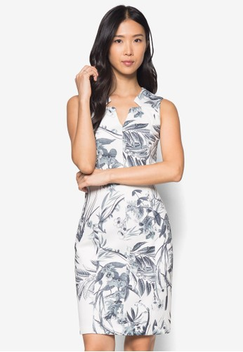 Collectzalora鞋ion V 領無袖連身裙, 服飾, 夏日洋裝