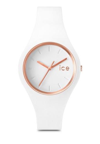 Ice Glzalora 評價am 矽膠小圓錶, 錶類, 飾品配件