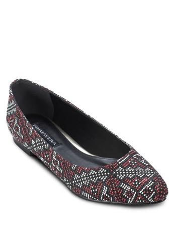 Mexi 編織平底鞋, zalora 評價女鞋, 芭蕾平底鞋