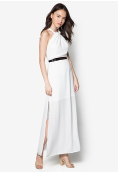 long dress zalora history