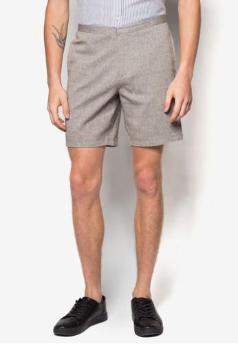素色純棉短褲, 服飾zalora鞋子評價, 短褲