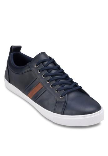 zalora 鞋評價繫帶仿皮休閒鞋, 鞋, 休閒鞋
