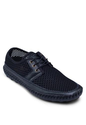 Korea 系列網眼繫帶zalora鞋休閒鞋, 鞋, 鞋