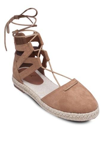 包頭繫帶羅馬涼鞋, 女鞋zalora鞋子評價, 涼鞋