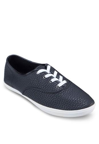 壓紋仿皮休閒鞋, 鞋zalora鞋, 休閒鞋