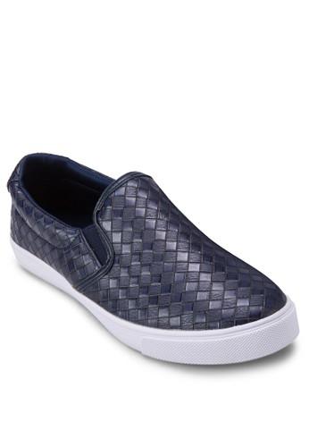 編織仿皮懶zalora taiwan 時尚購物網鞋子人鞋, 鞋, 鞋