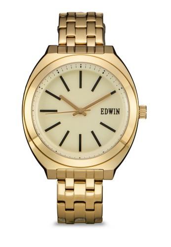 ERA 三指針不銹鋼手錶, 錶類, 不銹鋼錶zalora 鞋評價帶