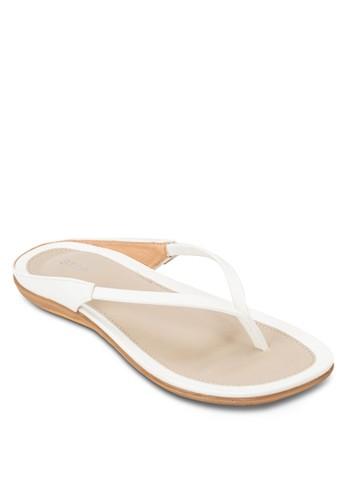 基本款夾角拖鞋, zalora 鞋評價女鞋, 鞋