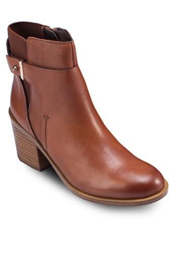 Bzalora開箱ecka 高跟踝靴, 女鞋, 鞋