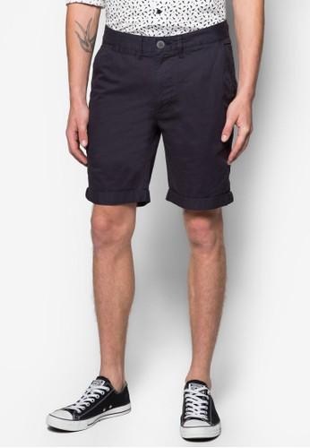 zalora退貨基本款休閒短褲, 服飾, 短褲