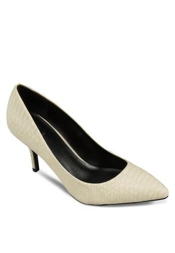 Bomplazalora 心得n 暗紋高跟鞋, 女鞋, 鞋