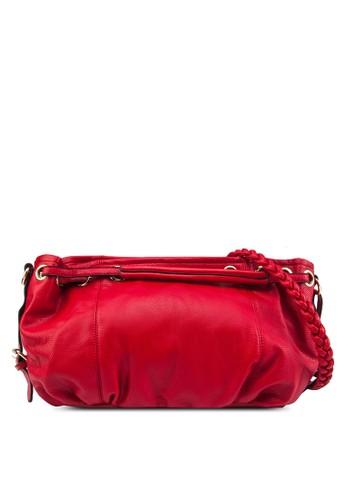 束口托特肩zalora時尚購物網的koumi koumi背包, 包, 飾品配件