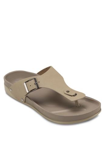 勃肯風夾zalora 評價腳涼鞋, 女鞋, 涼鞋