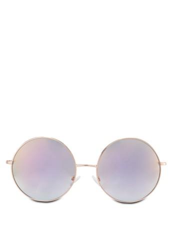 Primulacco 圓框太陽眼鏡, 飾品配件, 飾品配zalora鞋件