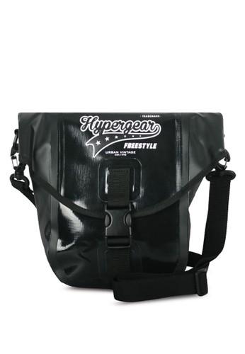Hypergear 翻蓋口袋斜背包, 包, 飾品配zalora 內衣件