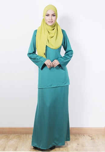ARNI MINI KURUNG - Green from Yaty's in Green