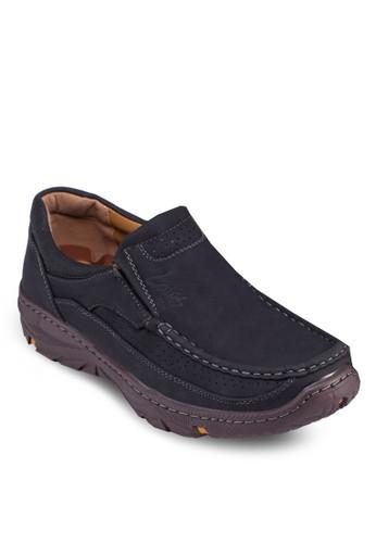 沖孔厚底樂福zalora 鞋評價鞋, 鞋, 鞋