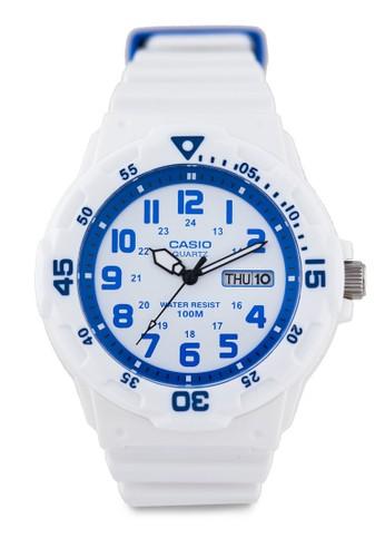 MRW-200HC-7B2VDF 時尚數字zalora 折扣碼手錶, 錶類, 其它錶帶
