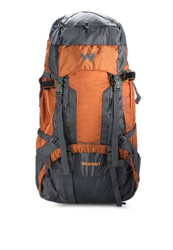 Alpinzalora 台灣ist Plus 撞色登山後背包, 包, 旅行背包