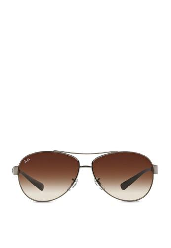 zalora鞋子評價RB3386 太陽眼鏡, 飾品配件, 飾品配件