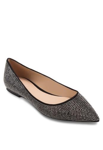 Lovellan 尖頭平底鞋, 女zalora 評價鞋, 鞋